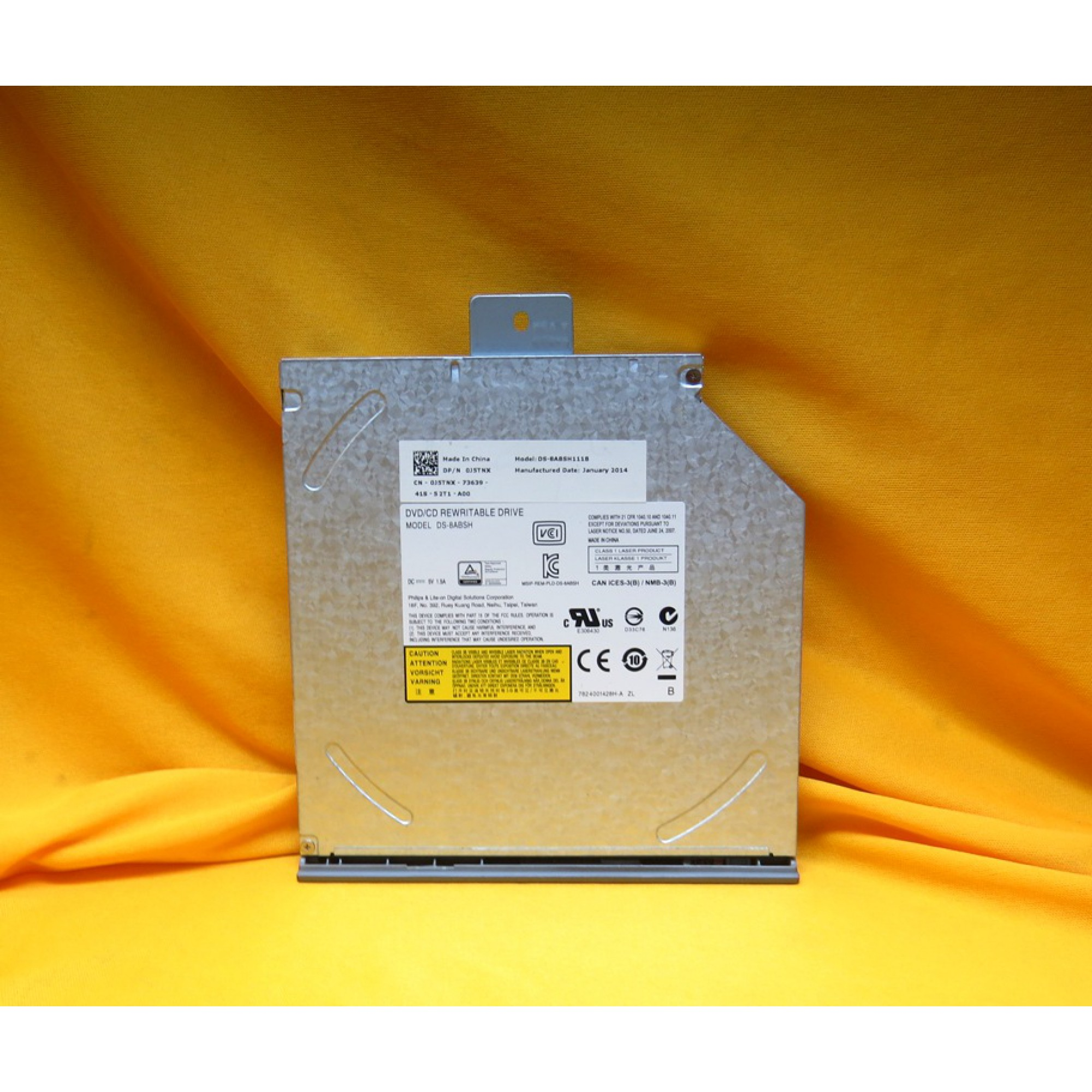 DVD/CD REWRITABLE DRIVE DS-8ABSH IPP6